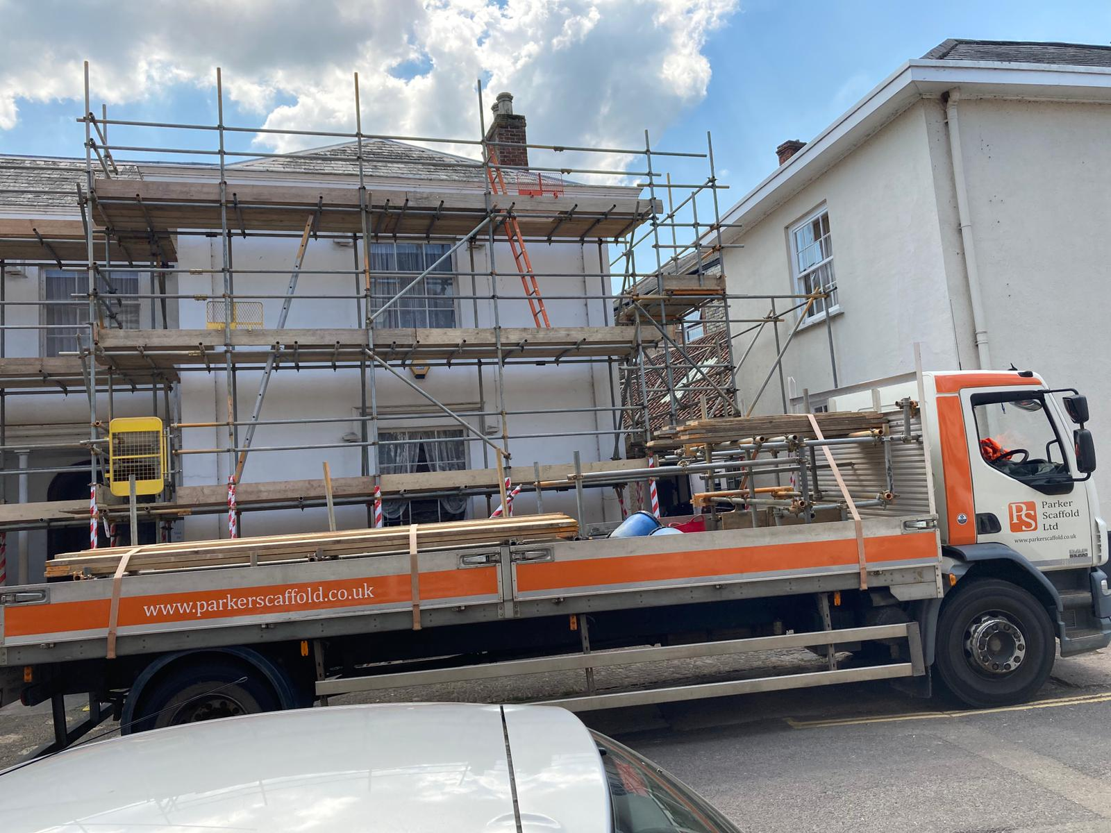 Parker Scaffold Scaffolding in Taunton and Somerset