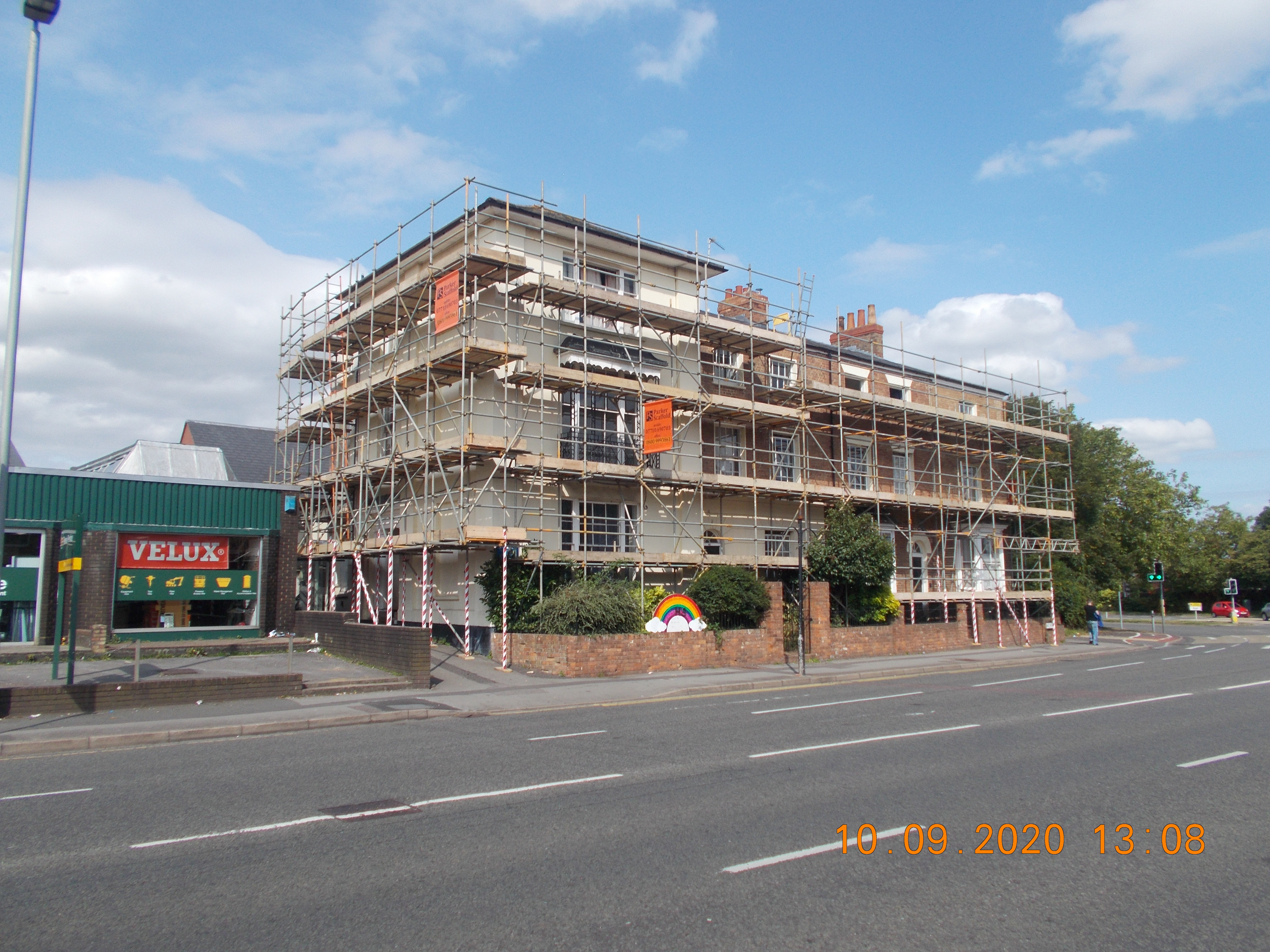 Parker Scaffold - Scaffolding Hire in Taunton and Somerset