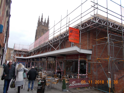parker scaffold scaffolding in high street